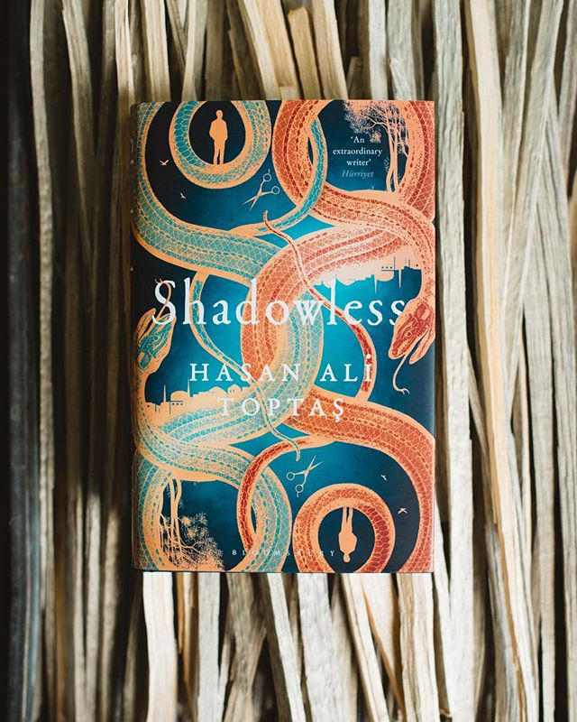 Happy book birthday to Shadowless by @hasanali_toptas. Thanks to @bloomsburypublishing for a copy of this stunning novel! It sounds fascinating 😱 I'll leave the description in the comments below. • I've been writing on two separate stories today and got in some great walks and some photo taking too. Now I'm going to close this place down working on my book! Woohoo! 🙌🏻 Sad that we leave tomorrow but happy for the progress I've made 😁 • ❣Don't forget to join the fun by tagging #createexploreread 📷