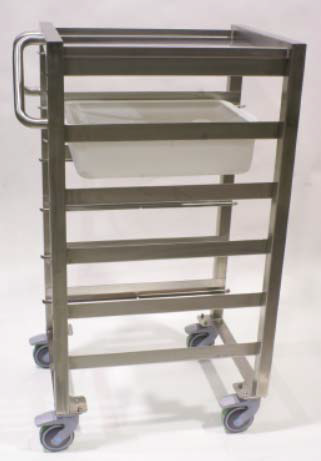 Endoscope Transport Cart
