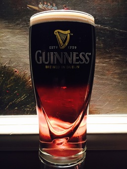 """COME ENJOY MULDOON'S ORIGINAL """"PINK VELVET"""" - CREATED ESPECIALLY FOR VALENTINE'S 2016"""