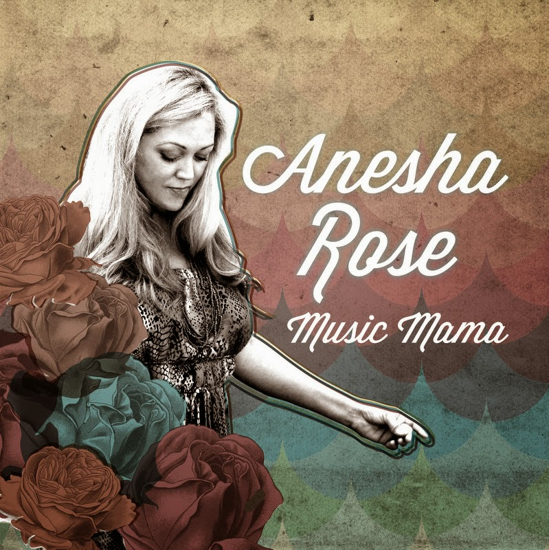 ANESHA ROSE is filling Valentine's Day with lovely music! XOXO