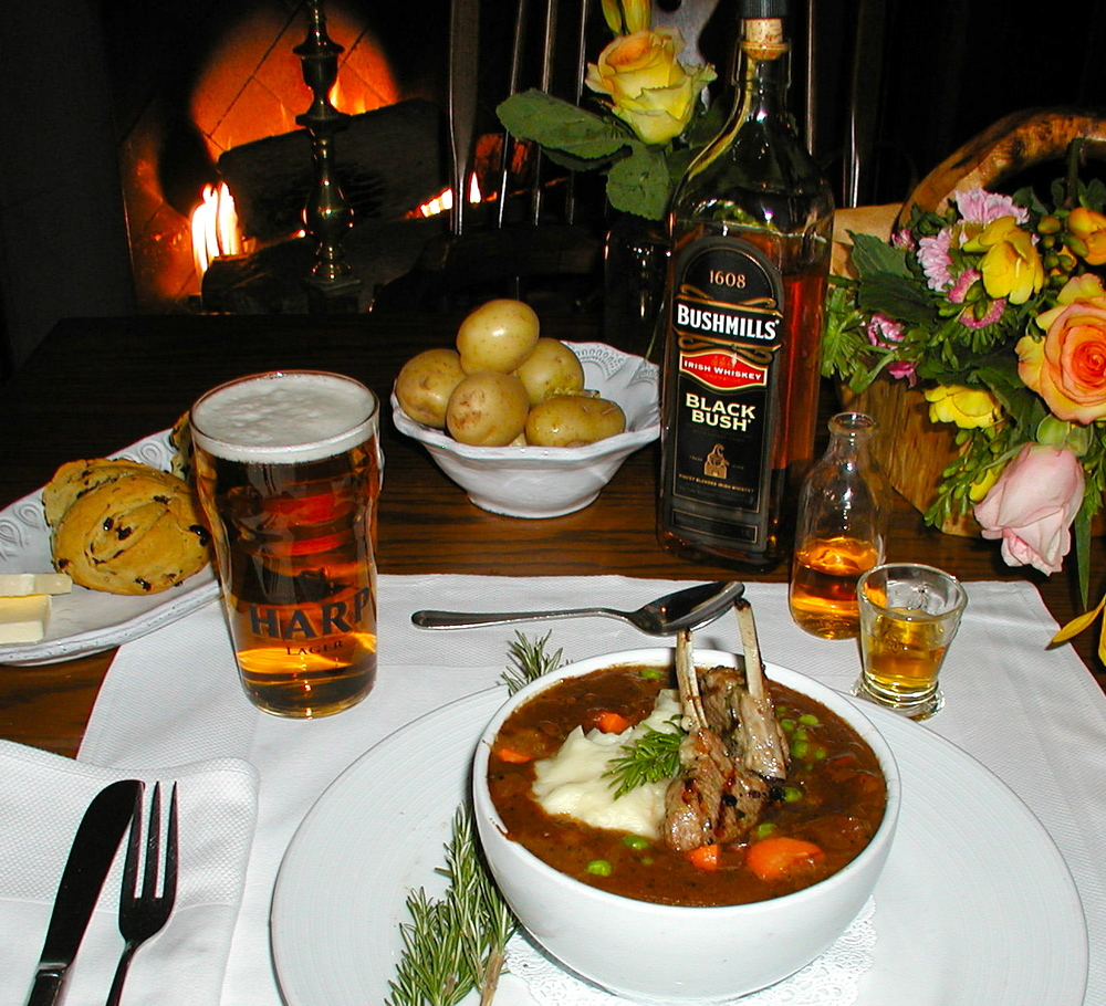 BLACK BUSH STEW! Come & get it, only at Muldoon's!