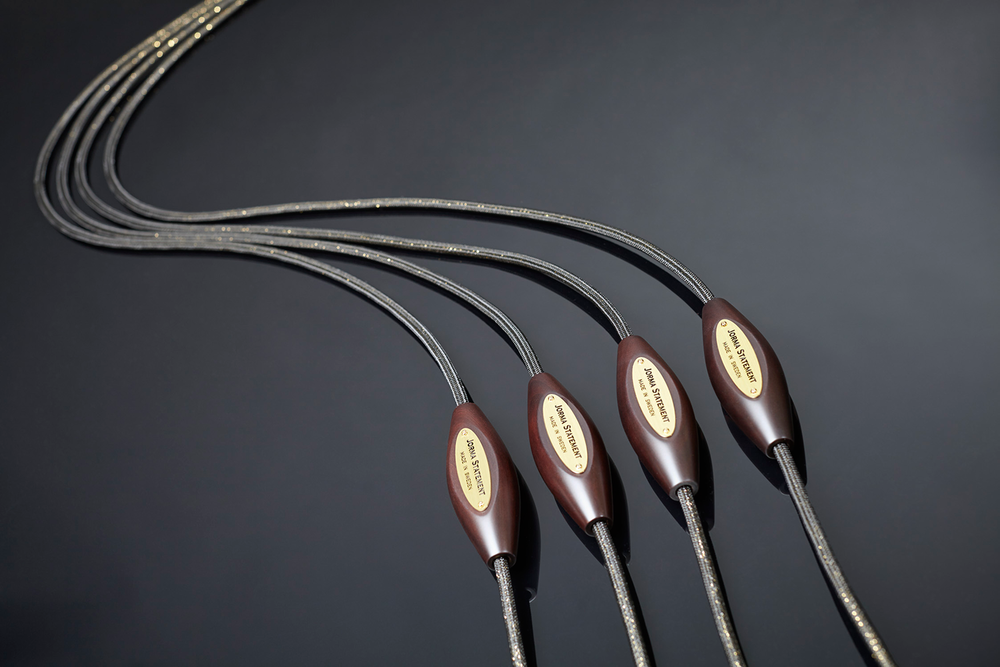 The  Jorma Design Statement Speaker Cable  debuted in January at CES 2014 and will be available for purchase soon.