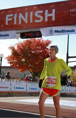 brightroom Inc. Congratulations SCHWINDT - Medtronic Twin Cities Marathon & Medtronic TC 10 Mile