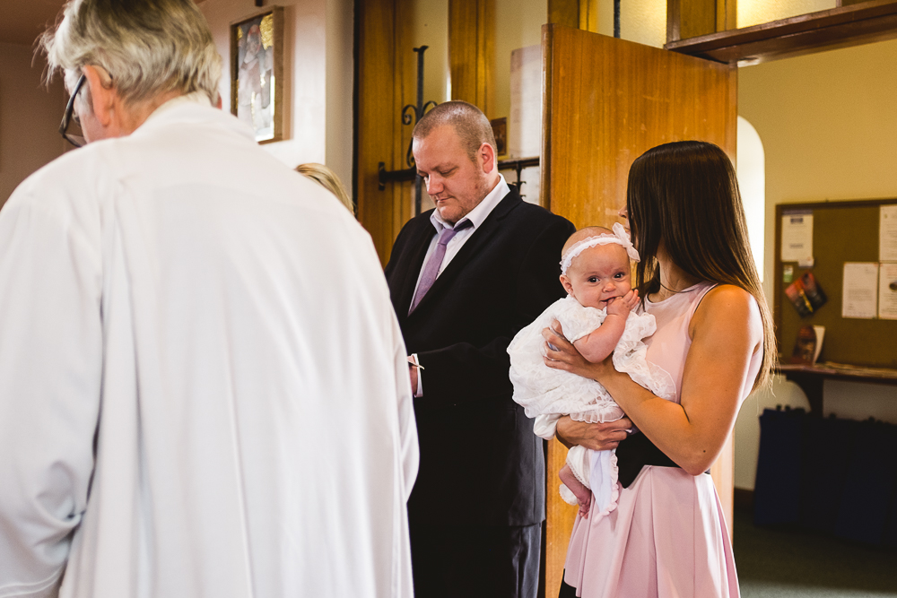 Day 42 - My niece's baptism