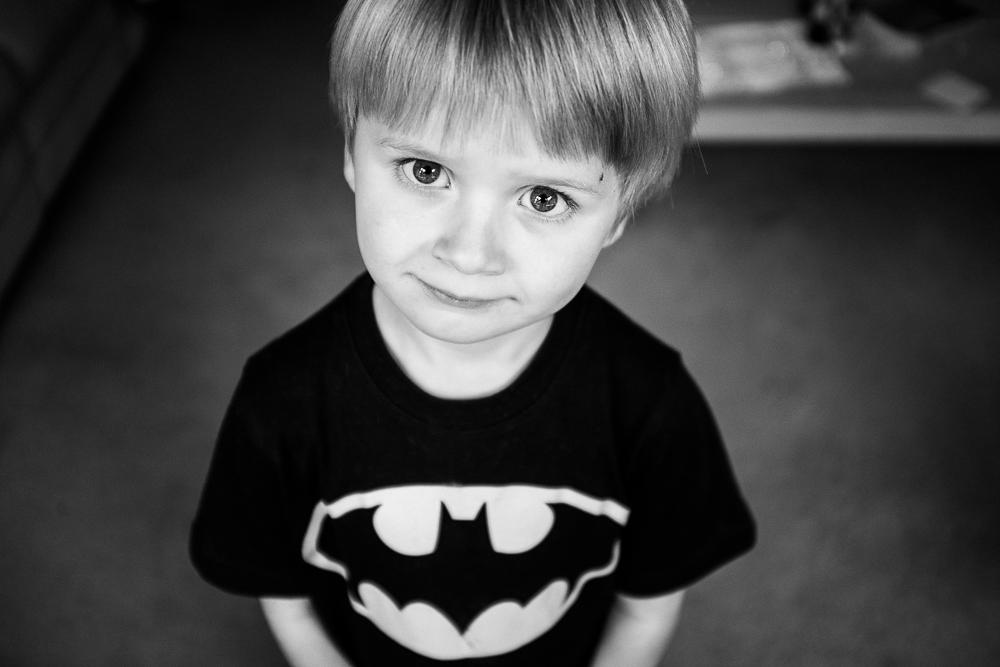Day 46 - I'm Batman