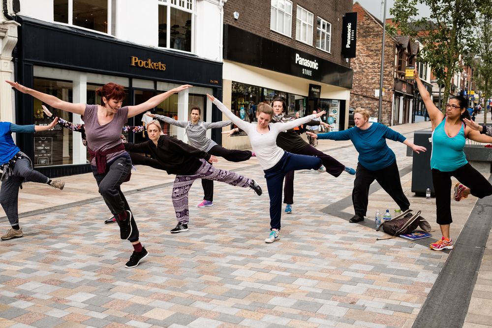 Restoke - Big Dance Rehearsal - Dance Fridays - Dancing in the Street - The Regent Theatre,  Picadilly, Hanley - Documentary Photography by Jenny Harper-12.jpg