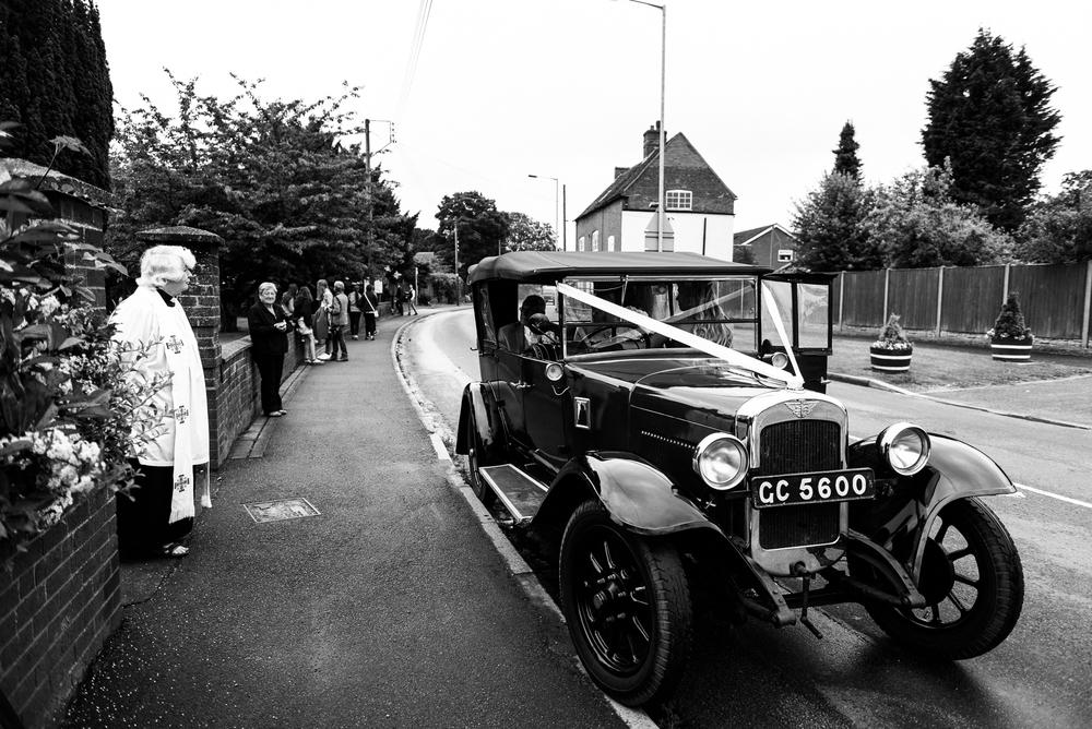Smart Stylish Staffordshire Documentary Wedding Photography Church Weston Hall Stafford - Jenny Harper Photography-25.jpg