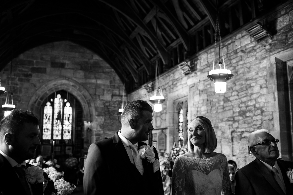 Smart Stylish Staffordshire Documentary Wedding Photography Church Weston Hall Stafford - Jenny Harper Photography-31.jpg