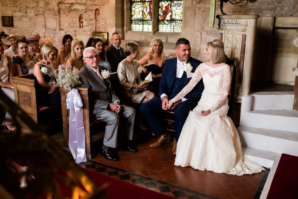 Smart Stylish Staffordshire Documentary Wedding Photography Church Weston Hall Stafford - Jenny Harper Photography-32.jpg