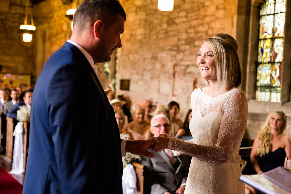 Smart Stylish Staffordshire Documentary Wedding Photography Church Weston Hall Stafford - Jenny Harper Photography-34.jpg