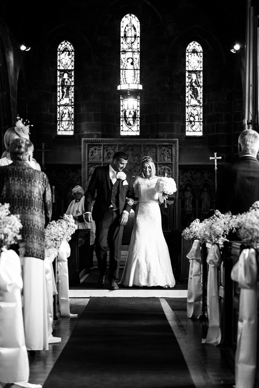 Smart Stylish Staffordshire Documentary Wedding Photography Church Weston Hall Stafford - Jenny Harper Photography-36.jpg