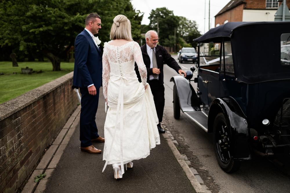 Smart Stylish Staffordshire Documentary Wedding Photography Church Weston Hall Stafford - Jenny Harper Photography-38.jpg