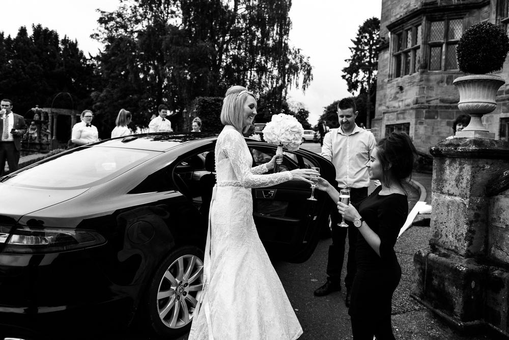 Smart Stylish Staffordshire Documentary Wedding Photography Church Weston Hall Stafford - Jenny Harper Photography-40.jpg