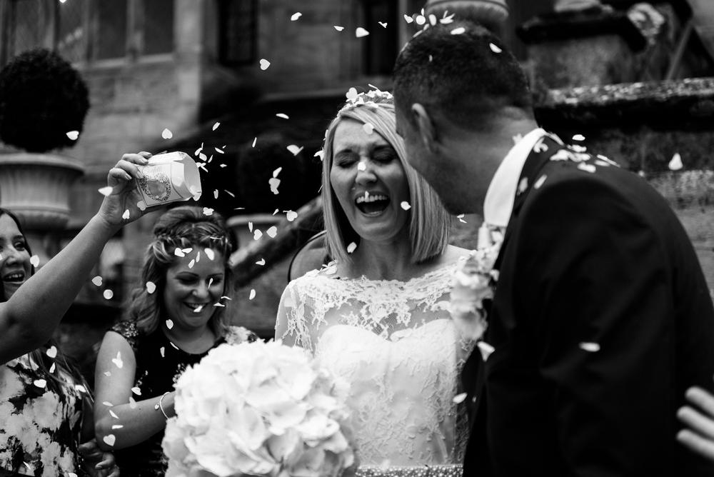 Smart Stylish Staffordshire Documentary Wedding Photography Church Weston Hall Stafford - Jenny Harper Photography-47.jpg