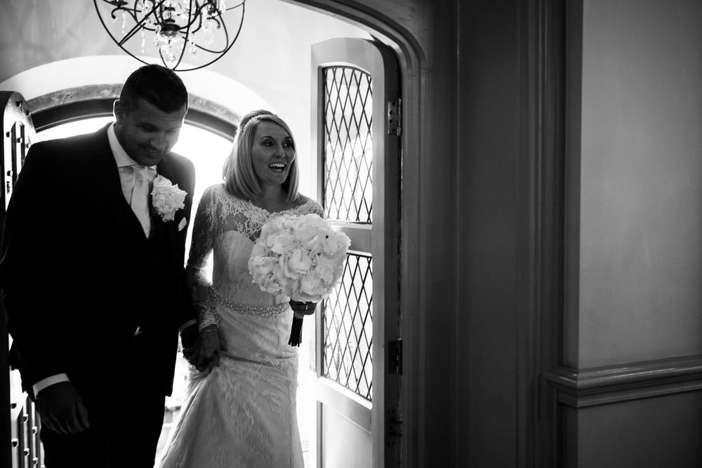 Smart Stylish Staffordshire Documentary Wedding Photography Church Weston Hall Stafford - Jenny Harper Photography-49.jpg