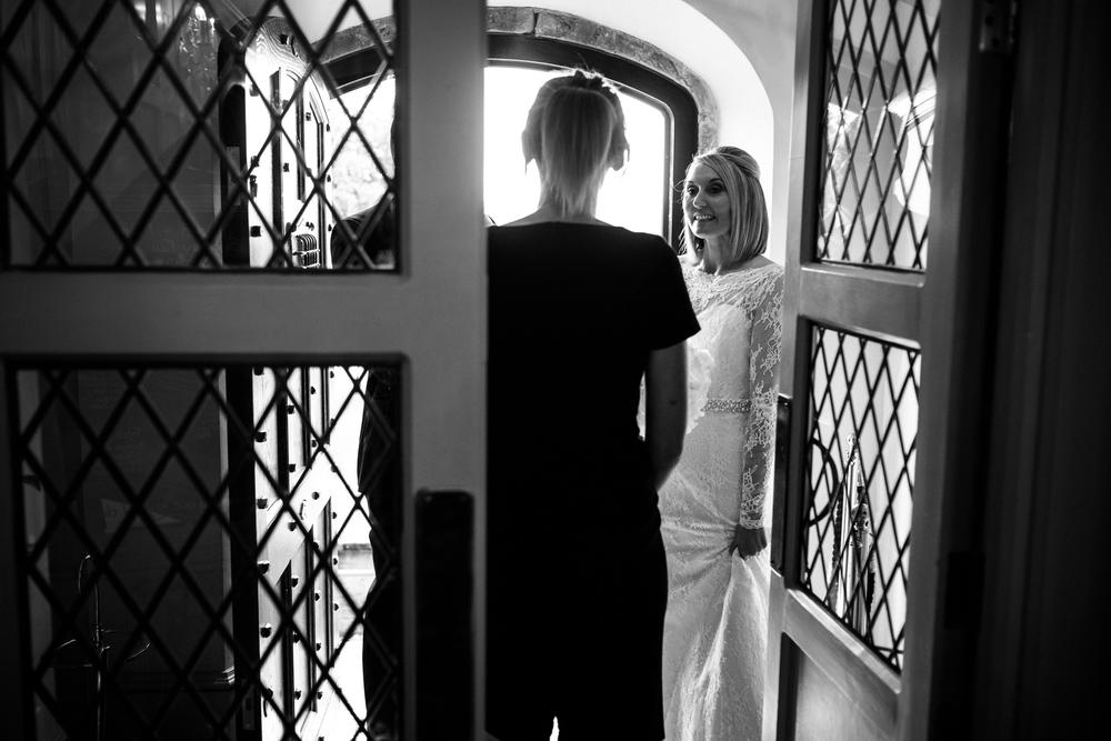 Smart Stylish Staffordshire Documentary Wedding Photography Church Weston Hall Stafford - Jenny Harper Photography-48.jpg