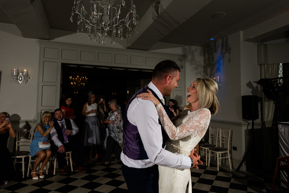 Smart Stylish Staffordshire Documentary Wedding Photography Church Weston Hall Stafford - Jenny Harper Photography-58.jpg