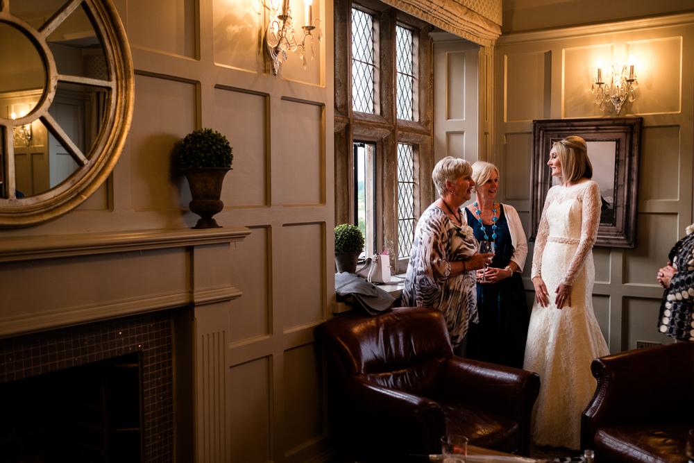 Smart Stylish Staffordshire Documentary Wedding Photography Church Weston Hall Stafford - Jenny Harper Photography-59.jpg