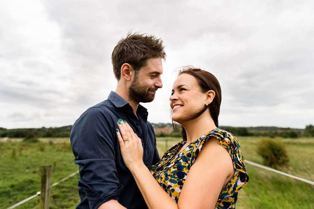 Pre-Wedding Session Engagement Photos Couple Shoot English countryside Canal - Jenny Harper Photography-8.jpg