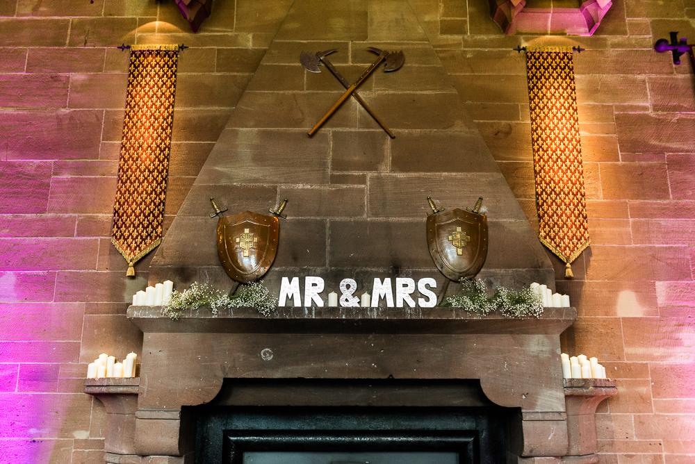 Castle Wedding at Peckforton Castle, Cheshire Owl Falconry Ian Stuart Bride Bandeoke - Jenny Harper Photography-2.jpg