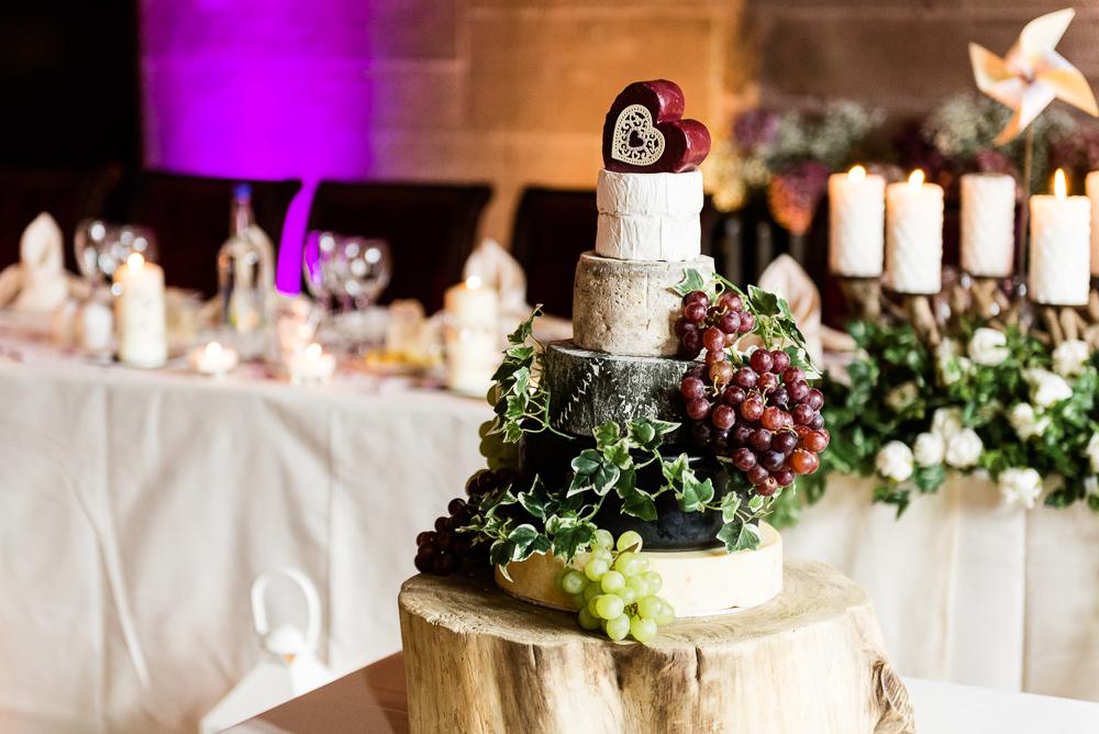 Castle Wedding at Peckforton Castle, Cheshire Owl Falconry Ian Stuart Bride Bandeoke - Jenny Harper Photography-67.jpg