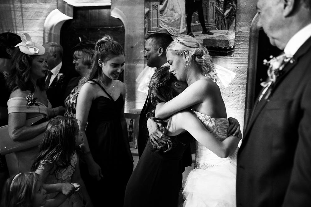 Castle Wedding at Peckforton Castle, Cheshire Owl Falconry Ian Stuart Bride Bandeoke - Jenny Harper Photography-71.jpg