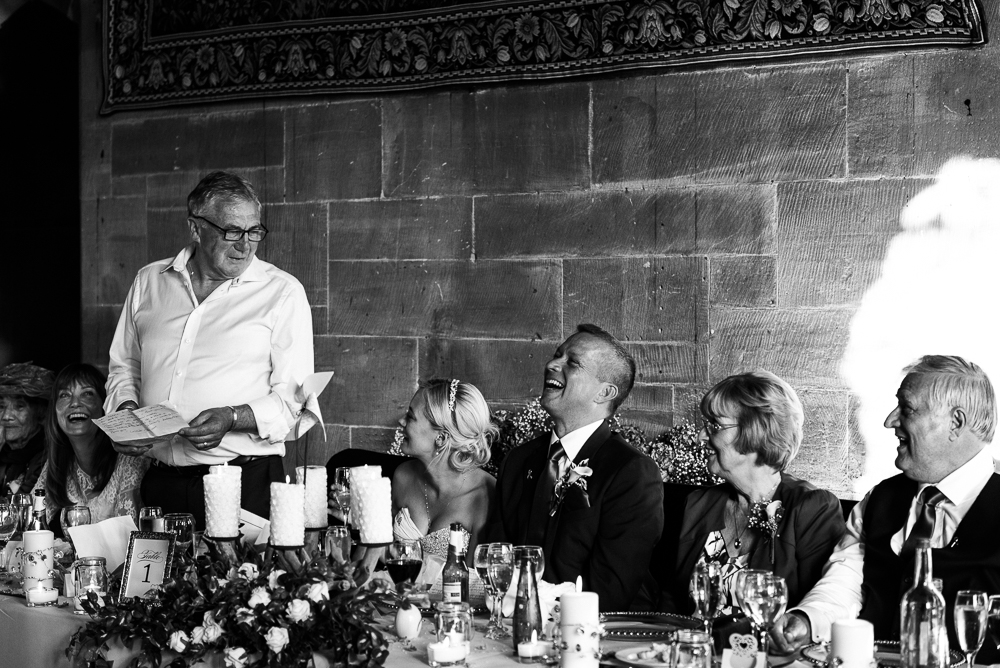 Castle Wedding at Peckforton Castle, Cheshire Owl Falconry Ian Stuart Bride Bandeoke - Jenny Harper Photography-77.jpg