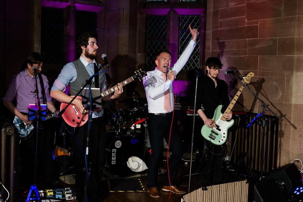 Castle Wedding at Peckforton Castle, Cheshire Owl Falconry Ian Stuart Bride Bandeoke - Jenny Harper Photography-98.jpg