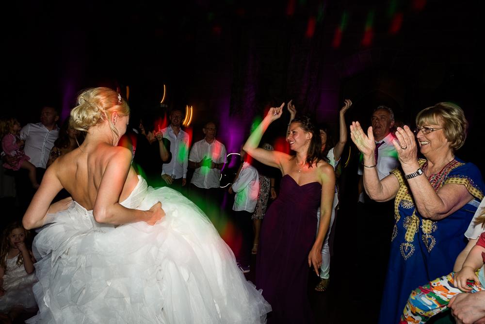 Castle Wedding at Peckforton Castle, Cheshire Owl Falconry Ian Stuart Bride Bandeoke - Jenny Harper Photography-102.jpg