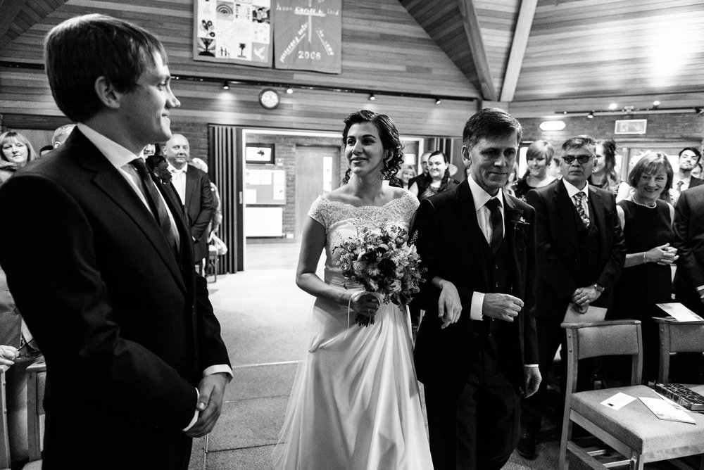 Rustic Country Wedding - The Swettenham Arms, Cheshire Lavender Field - Ceilidh - Jenny Harper Photography-26.jpg