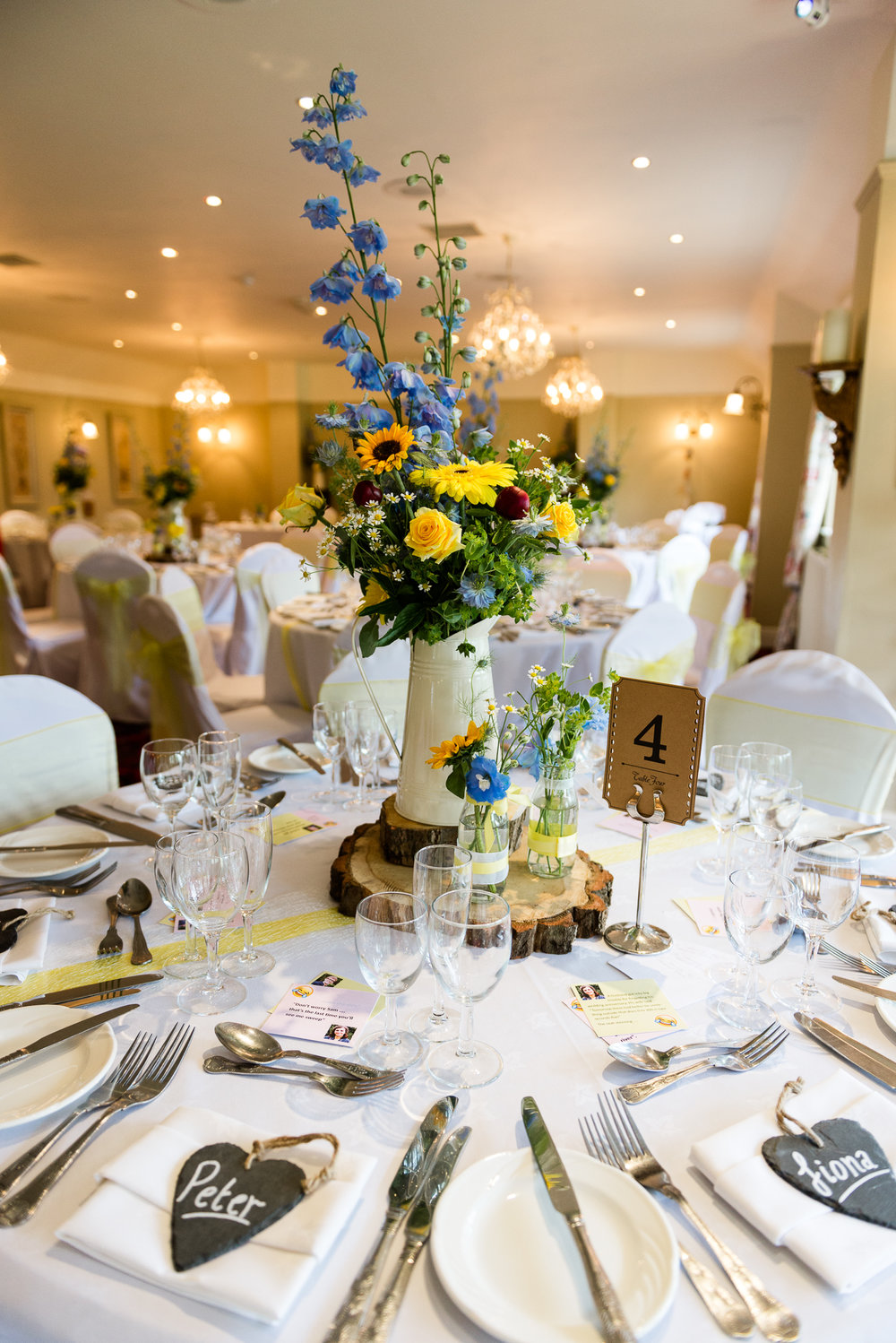 Rustic Country Wedding - The Swettenham Arms, Cheshire Lavender Field - Ceilidh - Jenny Harper Photography-42.jpg