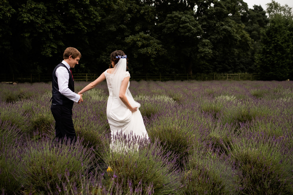 Rustic Country Wedding - The Swettenham Arms, Cheshire Lavender Field - Ceilidh - Jenny Harper Photography-54.jpg