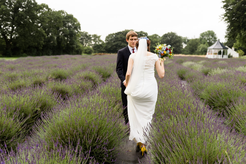 Rustic Country Wedding - The Swettenham Arms, Cheshire Lavender Field - Ceilidh - Jenny Harper Photography-61.jpg