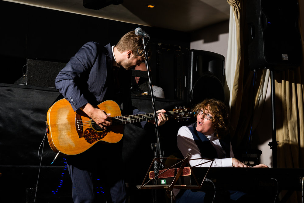 Relaxed Summer Wedding at The Manor, Cheadle Guitarist Musicians Vinyl-55.jpg