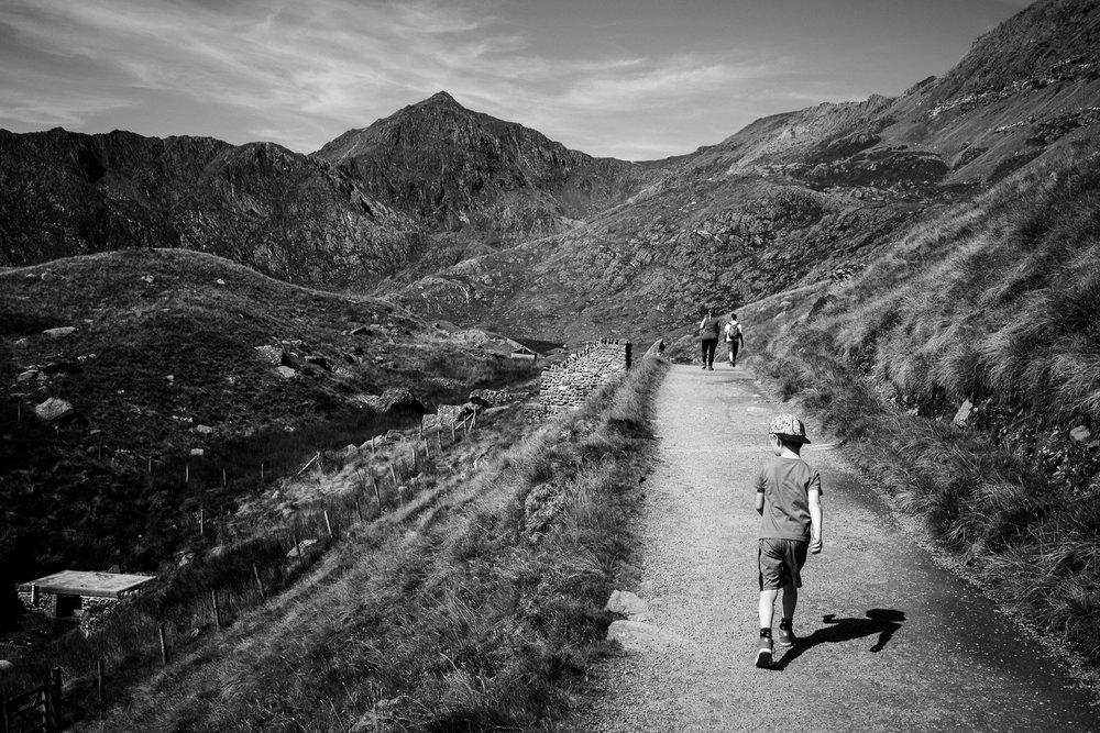 Travel Photography Family Lifestyle Snowdon Mountain Climb - Jenny Harper-4.jpg