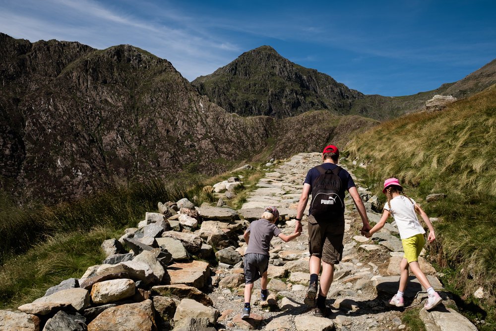 Travel Photography Family Lifestyle Snowdon Mountain Climb - Jenny Harper-10.jpg