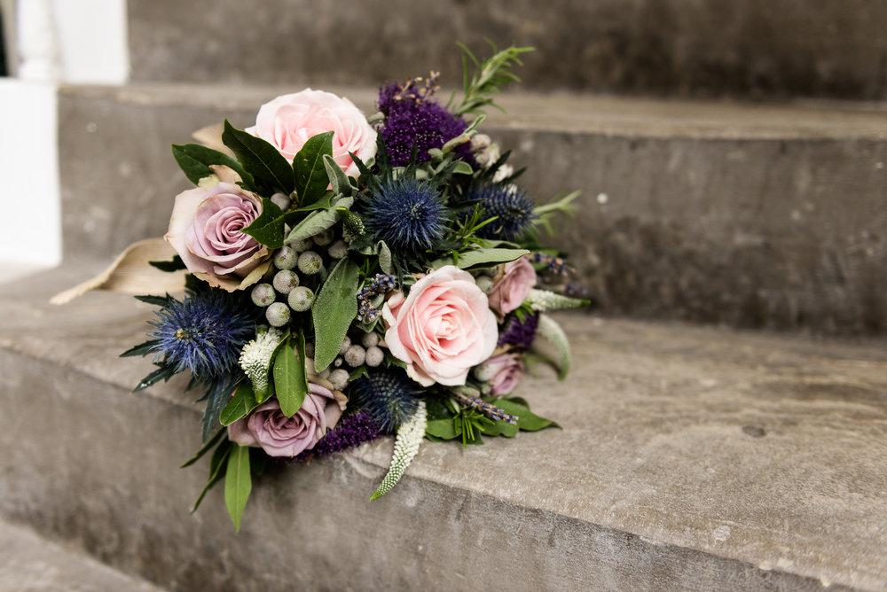 Small Stylish Wedding in Lichfield Staffordshire Brecon Park Mackenzies Short Bridal Dress - Jenny Harper Photography-3.jpg