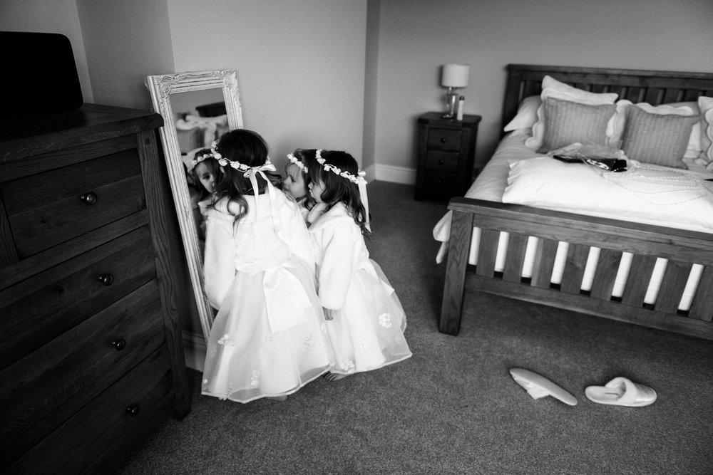 Winter Wedding Christmas Wedding Photography Stafford, Staffordshire Saint Chad Weston Hall Documentary Photographer - Jenny Harper-16.jpg