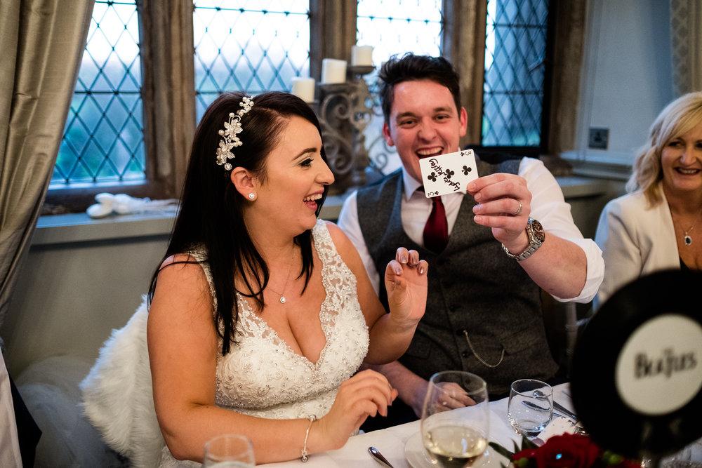 Winter Wedding Christmas Wedding Photography Stafford, Staffordshire Saint Chad Weston Hall Documentary Photographer - Jenny Harper-43.jpg