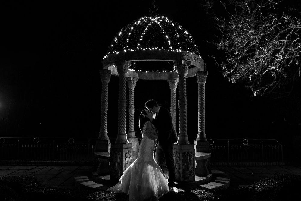 Winter Wedding Christmas Wedding Photography Stafford, Staffordshire Saint Chad Weston Hall Documentary Photographer - Jenny Harper-57.jpg