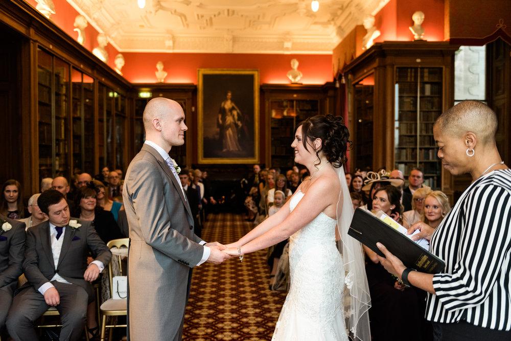 Snow Winter Wedding at Sandon Hall, Staffordshire - Jenny Harper-30.jpg