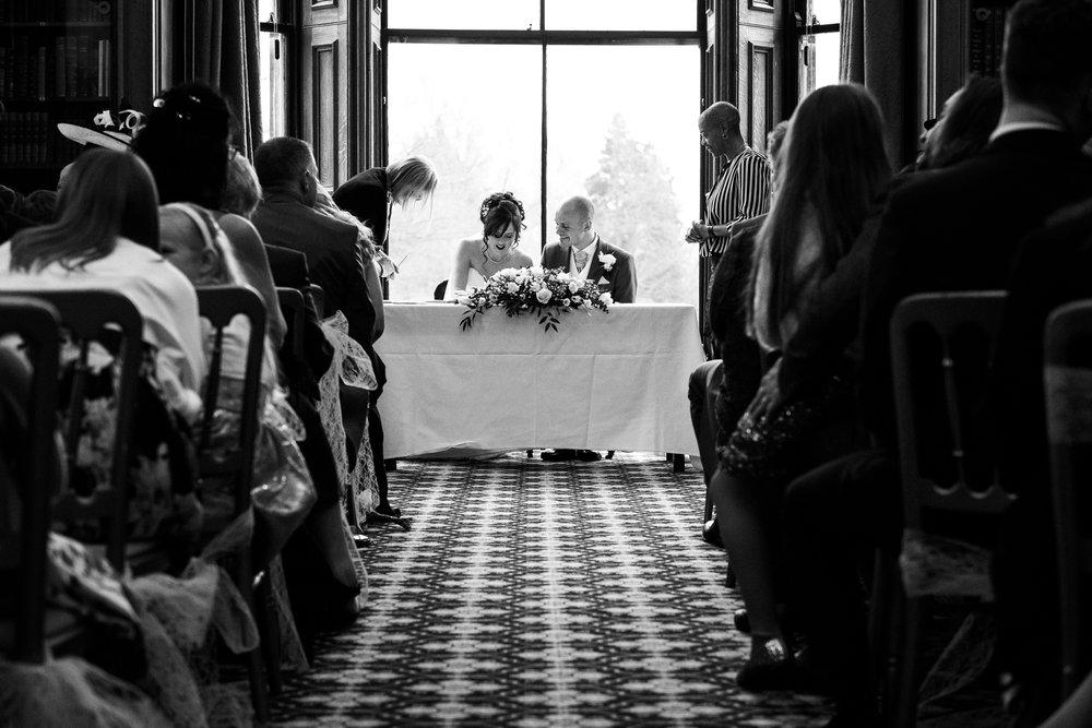 Snow Winter Wedding at Sandon Hall, Staffordshire - Jenny Harper-32.jpg