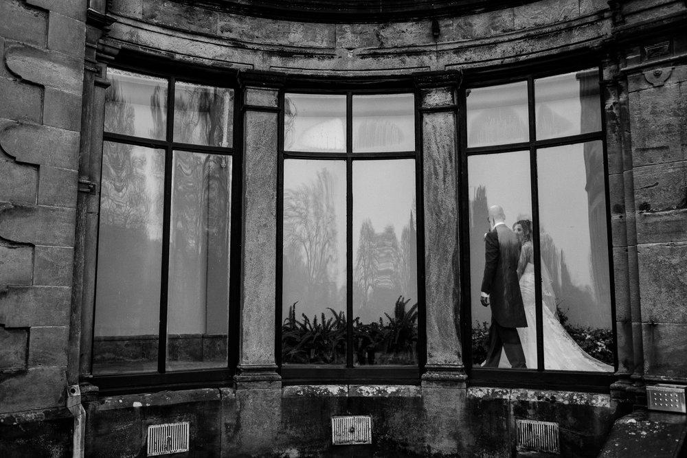 Snow Winter Wedding at Sandon Hall, Staffordshire - Jenny Harper-39.jpg