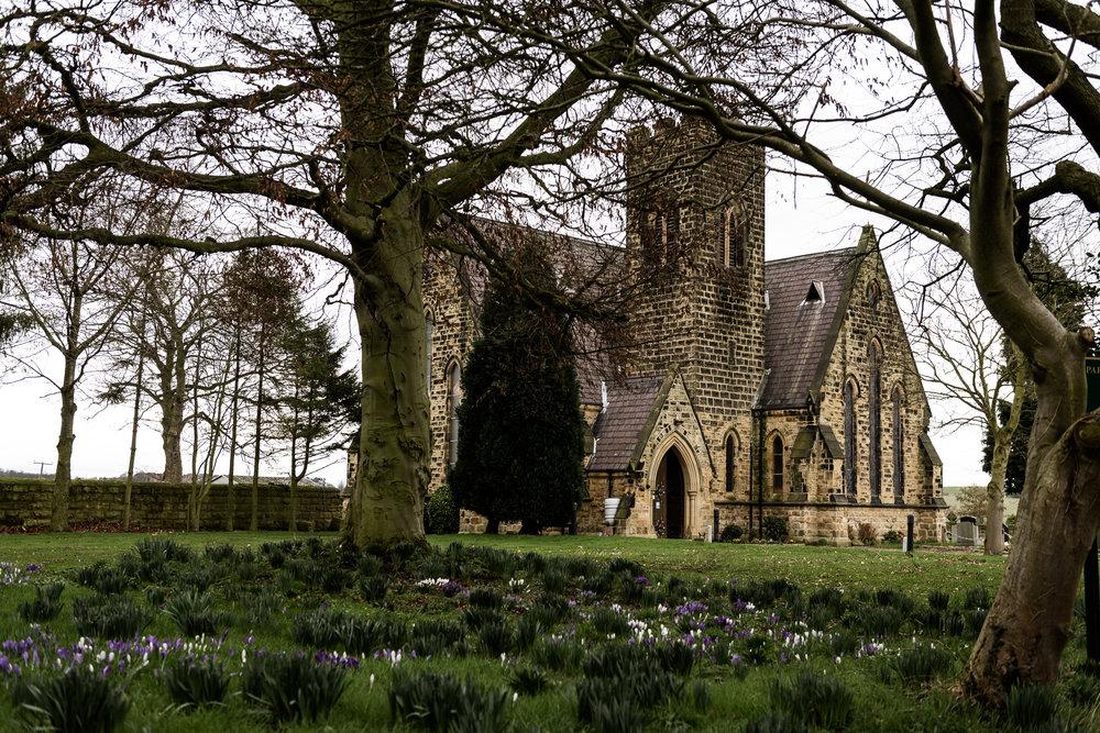 Yorkshire Wedding Photography Spring Wedding Cubley Hall Rustic Barn-23.jpg