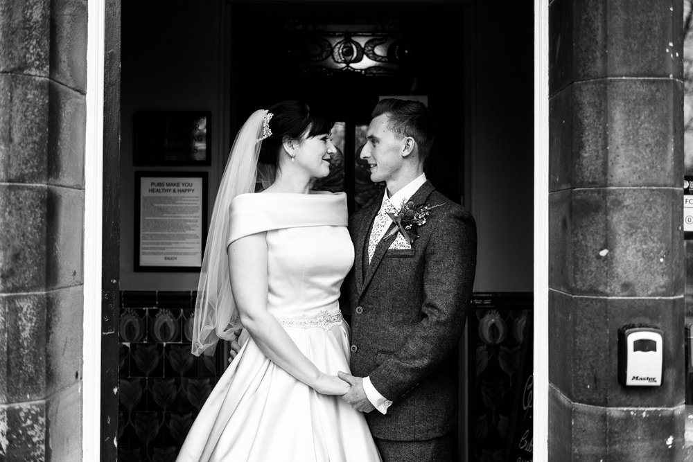 Yorkshire Wedding Photography Spring Wedding Cubley Hall Rustic Barn-34.jpg