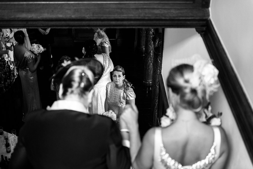 Stylish Easter Wedding at Pendrell Hall Country House Wedding Venue Staffordshire - Jenny Harper-23.jpg