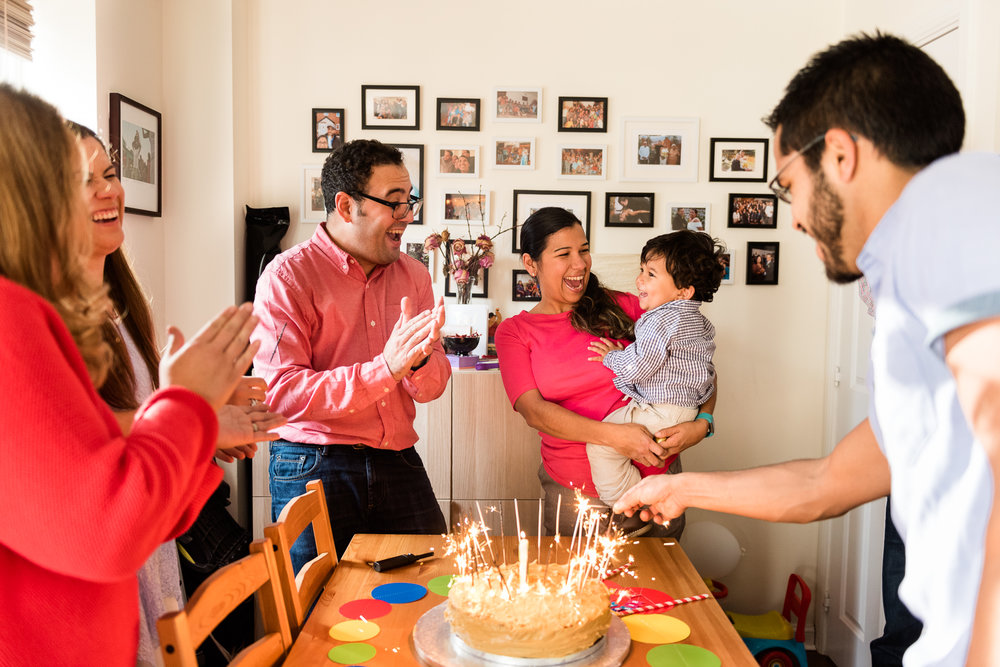 Stafford Family Birthday Documentary Photography Balloons, Birthday Cake, Party, Candle, Gifts, Presents - Jenny Harper-20.jpg