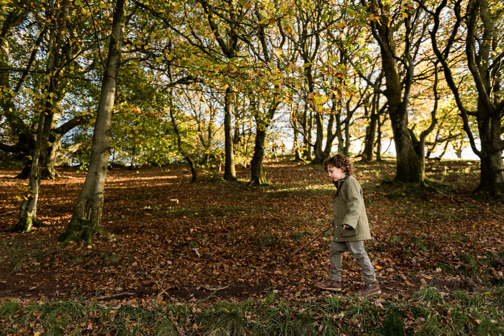 Autumn Documentary Lifestyle Family Photography at Clent Hills, Worcestershire Country Park countryside outdoors nature - Jenny Harper-15.jpg