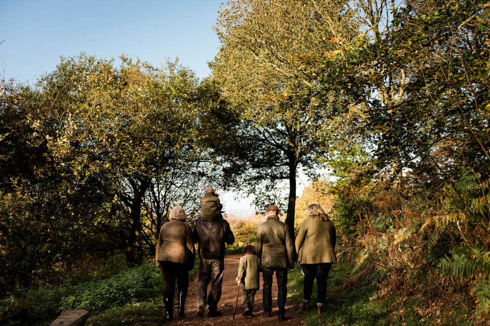 Autumn Documentary Lifestyle Family Photography at Clent Hills, Worcestershire Country Park countryside outdoors nature - Jenny Harper-16.jpg