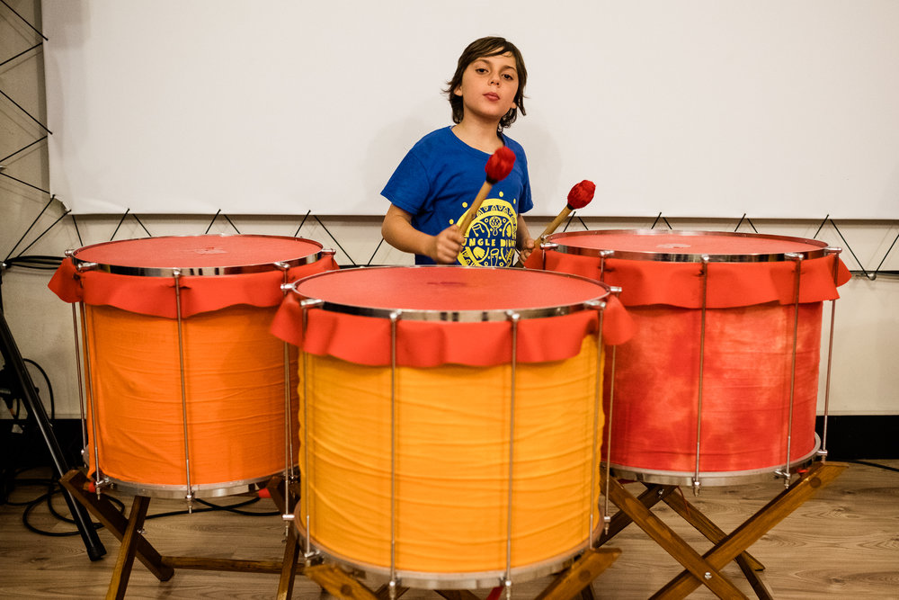 Art Brasil Drumming Showcase Jungle Drums, One Foot in the Groove, Carnival Band-72.jpg